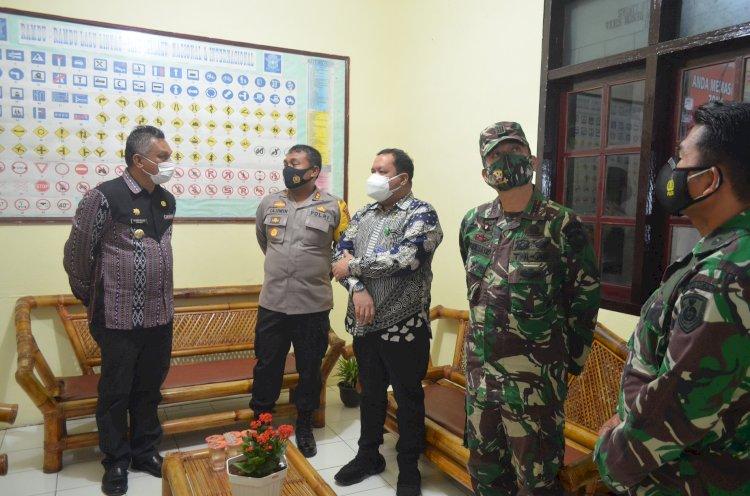 Polres Sikka Deklarasikan Pencanangan Zona Integritas Menuju WBK dan WBBM