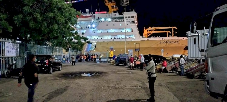Operasi Premanisme Di Pelabuhan Lorens Say, Tim Gabungan Polres Sikka Temukan Adanya Aksi Pemerasan