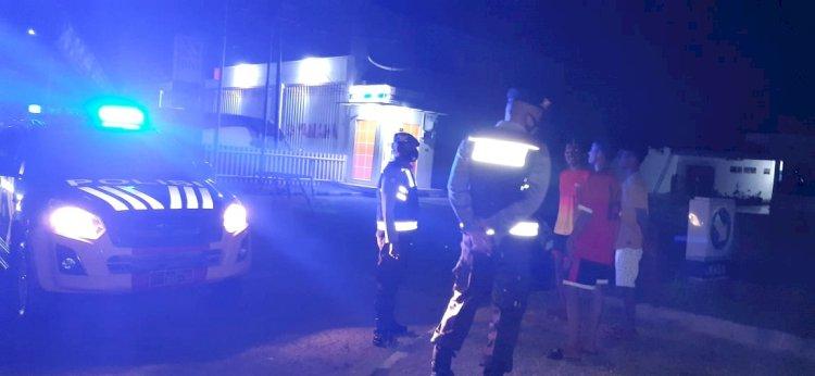 Team turjawali Satuan Samaptha Polres Sikka rutin gelar Patroli KRYD