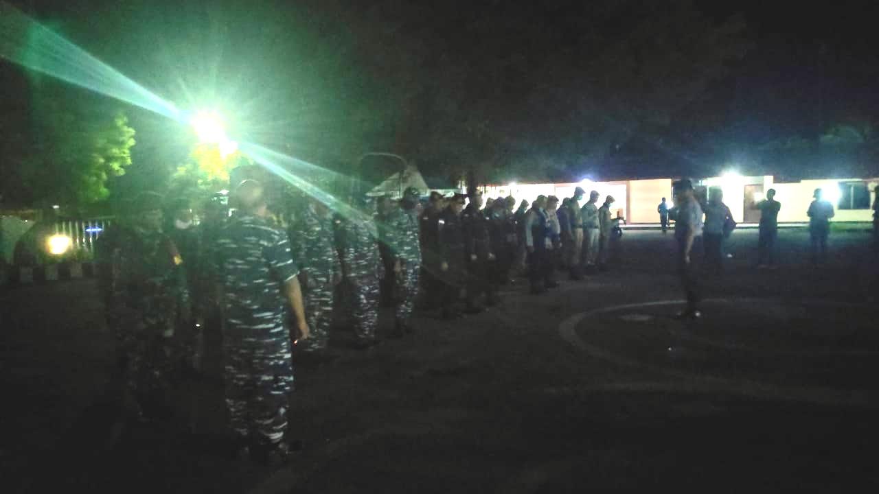 Cegah Covid-19, TNI-Polri dan Pemda Laksanakan Patroli Gabungan